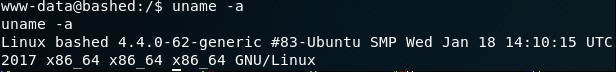 linux version
