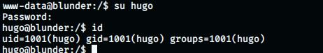 shell: hugo