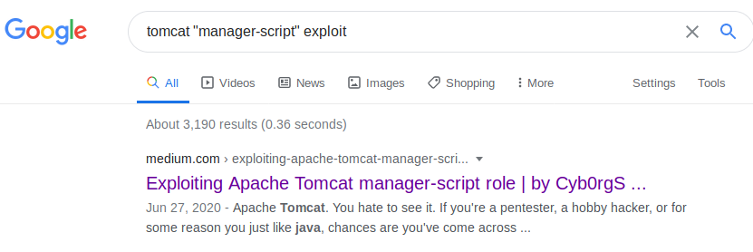 manager-script